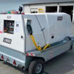 Manutenção de usina 400 hz